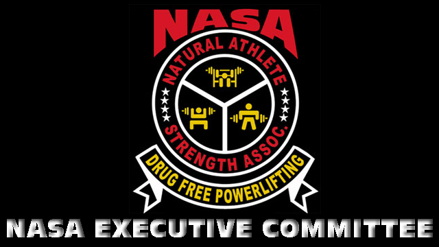 NASA Executive Committee (Title Banner)