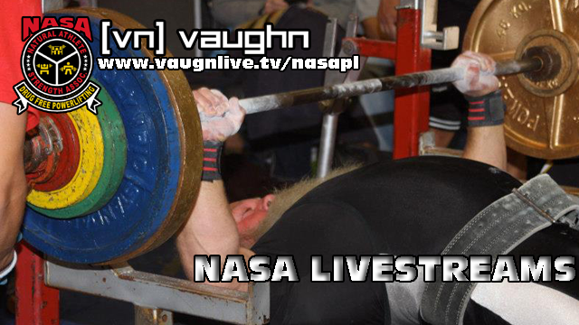 NASA Official Livestreams (Title Banner)