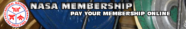 NASA Membership (Shop Page Banner)