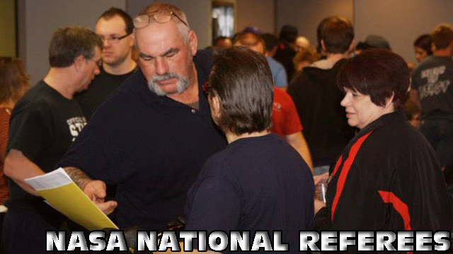 NASA National Refs (Title Banner)