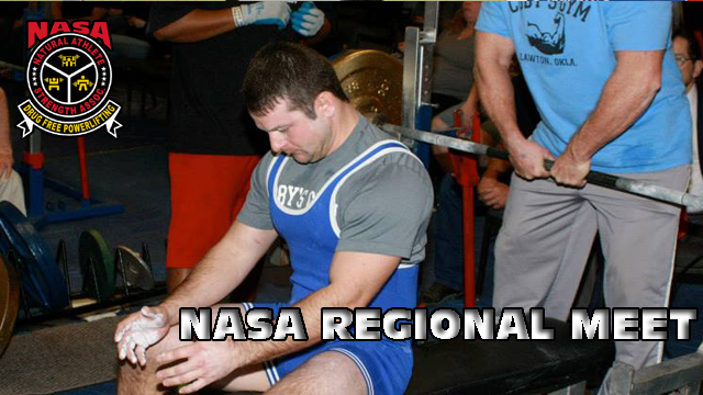 NASA Regional Meet (Title Banner)