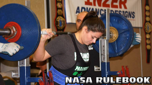 Rule Book | NASA Powerlifting