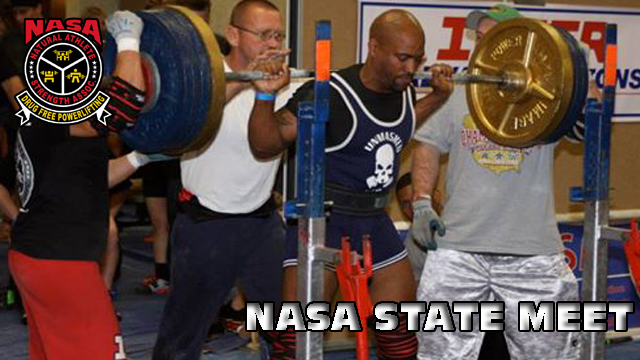 NASA State Meet (Title Banner)