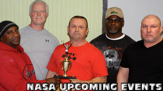 nasa west virginia powerlifting meet results