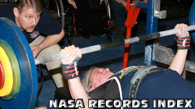 NASA Records Index (Title Banner)