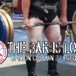 The Bar is Loaded (Article Banner)