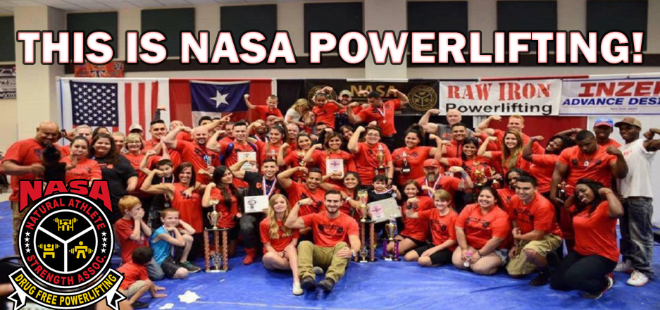 Check out the NASA Top 250 Lifters Lists