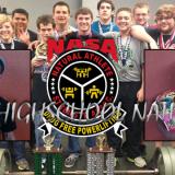 NASA High School Nationals (36th)
