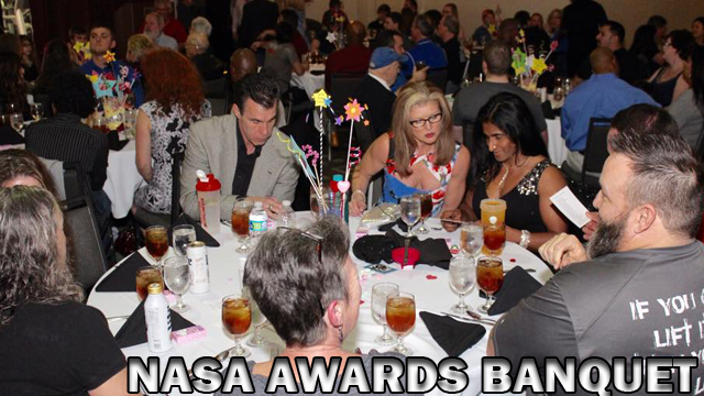 NASA Awards Banquet