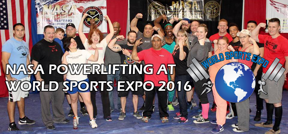 Results from World Sports Expo 2016 in Dallas