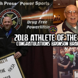 All 2018-2019 Athlete of the Year Awards winners!