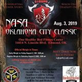 NASA OKC Classic at One Healthy Bod Expo